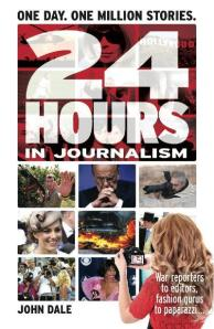 24 Hours in Journalism cover