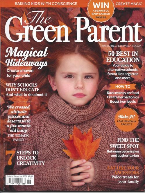Green Parent Oct-Nov 2015