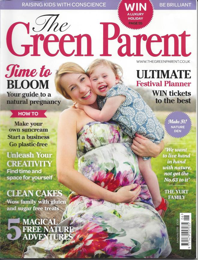 Green Parent June-July 2016
