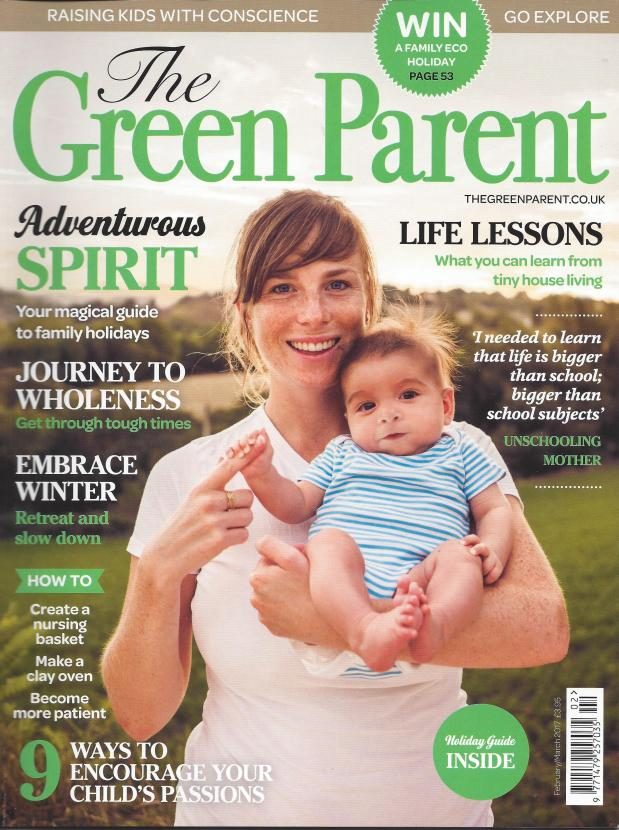 Interview with Vanessa Olorenshaw, author of Liberating Motherhood (The Green Parent)