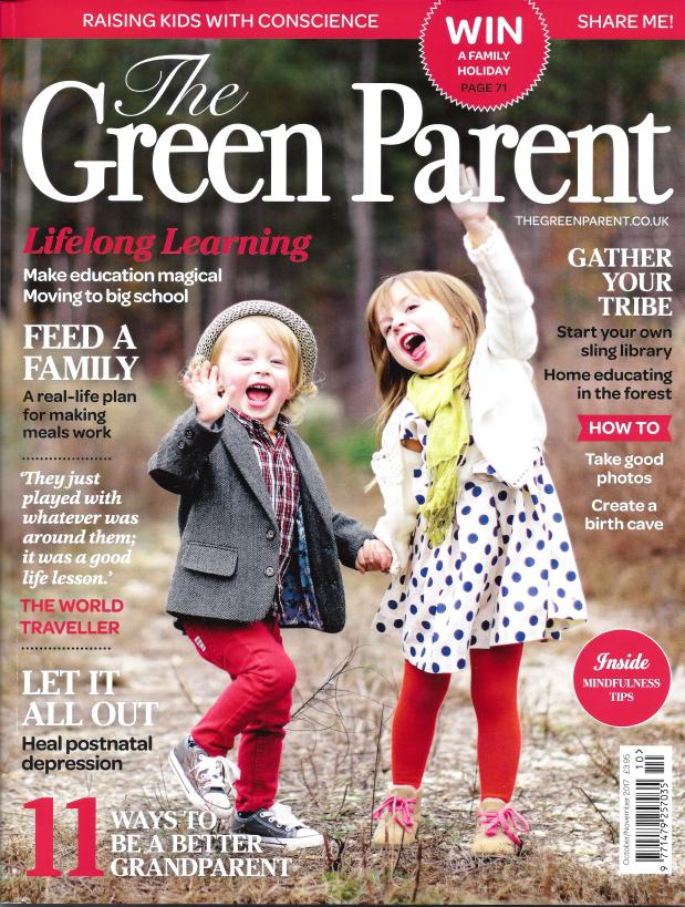 Interview with Tsh Oxenreider, author of At Home In The World (The Green Parent)