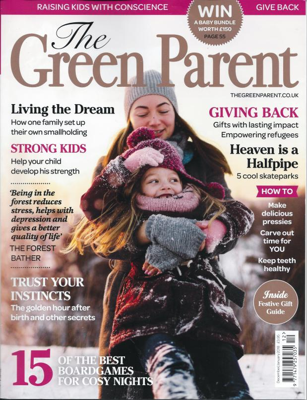 Interview with Dr Amy Brown, author of Breastfeeding Uncovered (The Green Parent)
