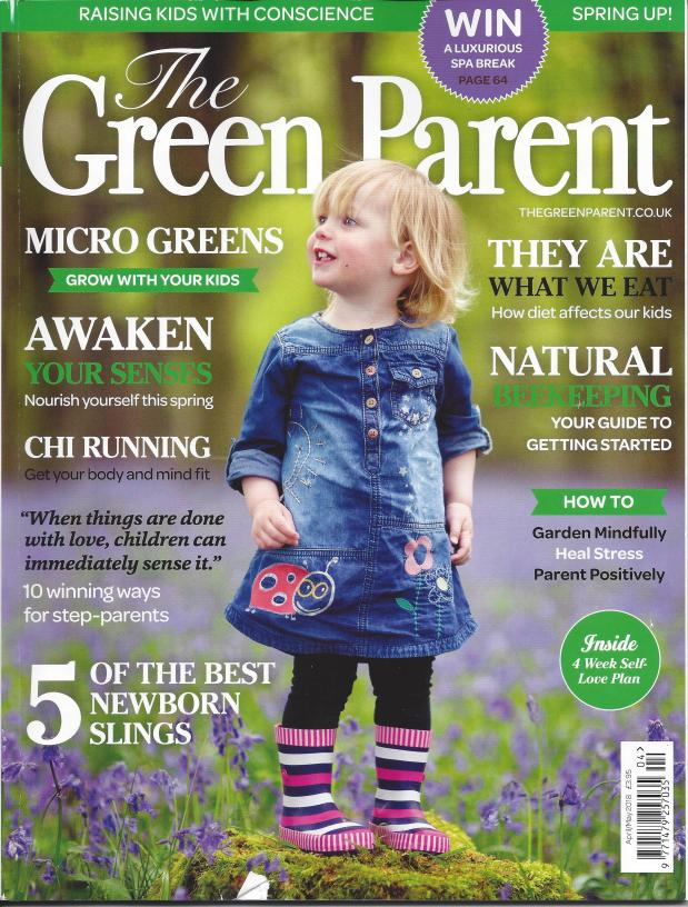 Interview with Rebecca Eanes, author of Positive Parenting (The Green Parent)