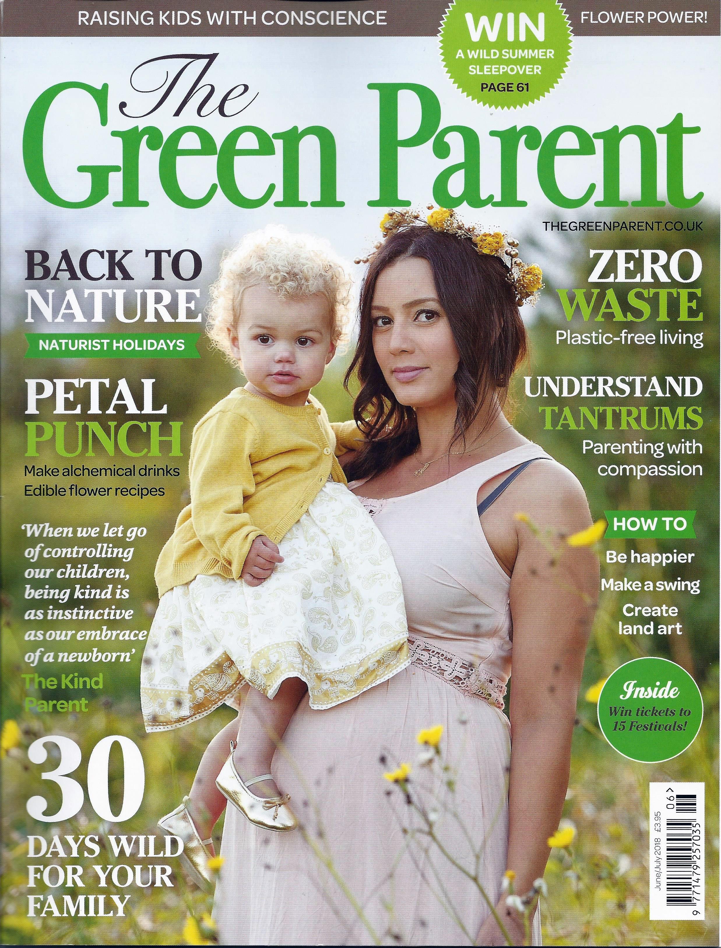 Green Parent june july 2018