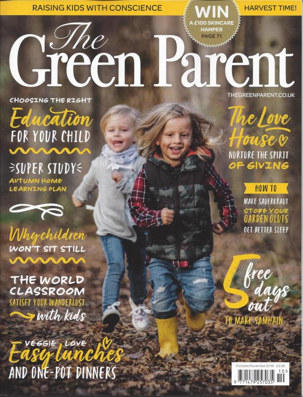 Interview with parent coach Alice Hanscam (The Green Parent)