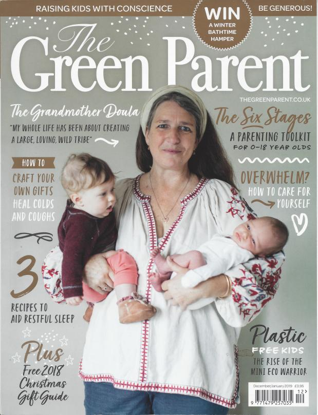 Interview with hypnobirthing expert Hollie de Cruz (The Green Parent)