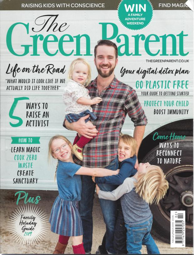 Interview with Meagan Wilson, of Whole Family Rhythms (The Green Parent)