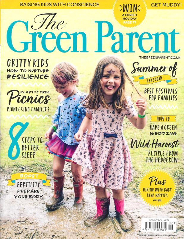 Interview with Dr Lawrence J Cohen, author of Playful Parenting (The Green Parent)