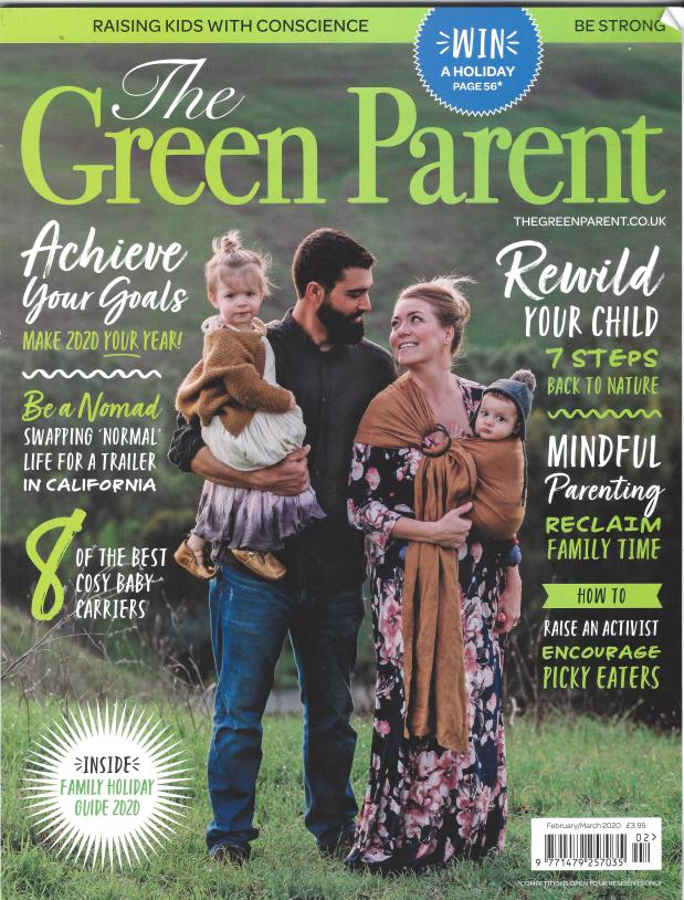 Interview with Pippa Grace, author of Mother in the Mother (The Green Parent)